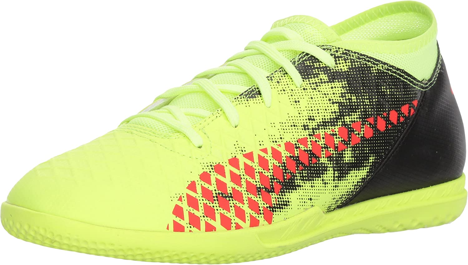 PUMA Unisex-Child Future Max Opening large release sale 43% OFF 18.4 Soccer Shoe Trainer Indoor