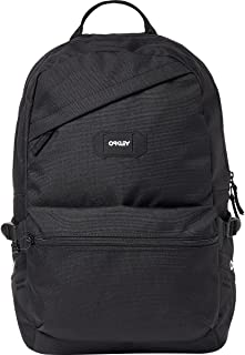 Oakley Mens Men's Street Backpack, Blackout, NOne SizeIZE
