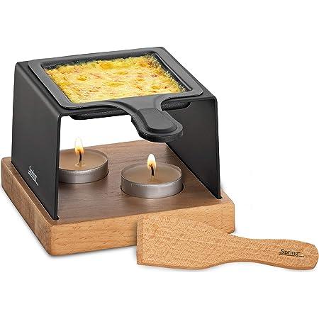 Spring 3035007001 Gourmet Raclette à fromage en métal