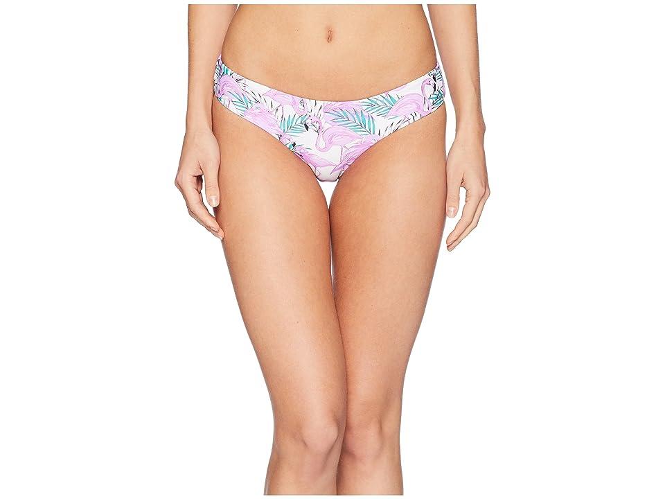 Rip Curl Mai Tai Hipster Bikini Bottom (White) Women