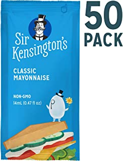 Sir Kensington's Mayonnaise Non-Gmo Project Verified Classic Gluten Free, Certified..