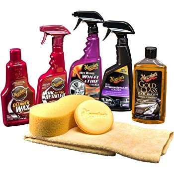 MEGUIAR'S Classic Wash & Wax Kit