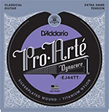 Best extra hard tension classical guitar strings Reviews