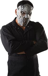 Rubie's Men's Slipknot Mick Face Mask