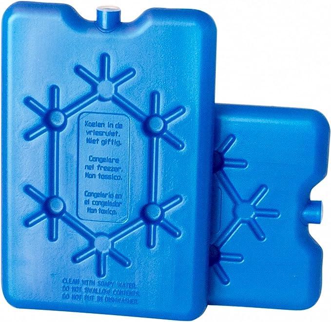 176 opinioni per ToCi Frigorifero | 2 x 200 ml piatto freezeboard | elementi refrigeranti per il