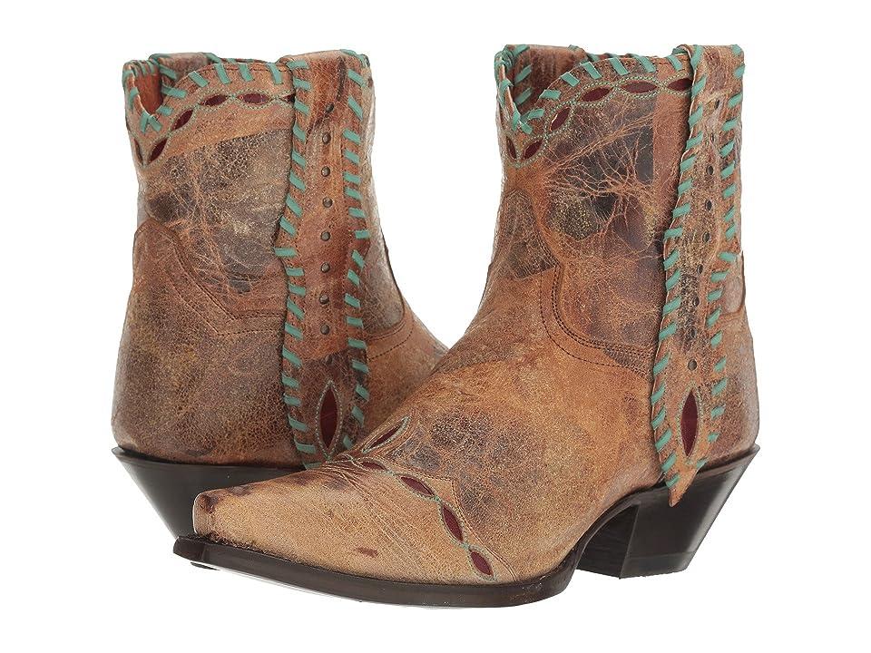 Dan Post Livie (Tan) Cowboy Boots