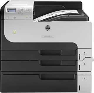 HP Laserjet Enterprise 700 Printer M 712 XH - Impresora Láser Blanco y Negro