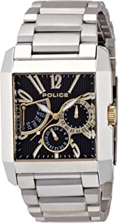 [ポリス]POLICE 腕時計 KING'S AVENUE 13789MS-02MA メンズ 【正規輸入品】