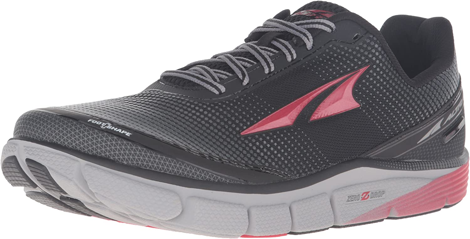Altra Men's Torin 2.5 Running shoes, Black Red, 7 M US