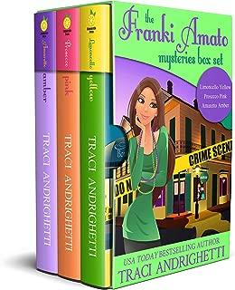 Franki Amato Mysteries Box Set: (Books 1–3)