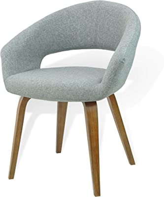 Amazon.com: Chair, Northern Europe Coffee Chair Leisure ...