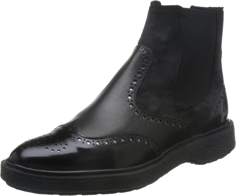 Geox Damen D Prestyn D Chelsea Chelsea Stiefel  kostenlosen Versand für alle Bestellungen