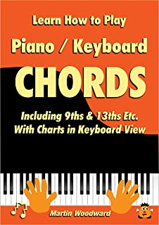 Learn How to Play Piano / Keyboard Chords Including 9ths &am