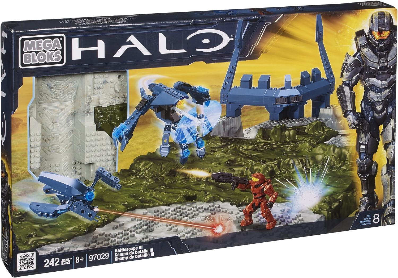 online al mejor precio Mega Bloks 97029 97029 97029 Halo Battlescape III  autorización oficial