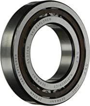 SKF NJ 2213 ECP/C3 Cylindrical Roller Bearing, Single Row, Removable Inner Ring, Flanged, Straight Bore, High Capacity, C3 Clearance, Polyamide/Nylon Cage, Metric, 65mm Bore, 120mm OD, 31mm Width