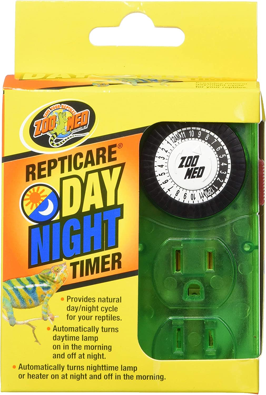 Zoo Med Laboratories SZMLT10 Repti Day Night Timer