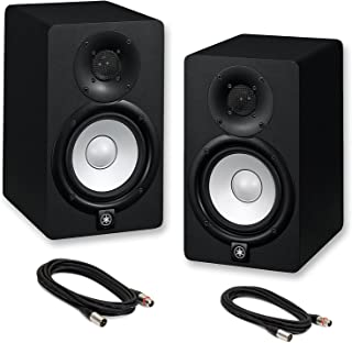 雅马哈 HS5 Powered Bi-Amplified Studio Monitor (PAIR)