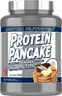 comprar comparacion Scitec Nutrition Protein Pancake comida funcional chocolate blanco-coco 1036 g
