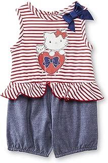 Sanrio Charmmy Kitty Baby Girl's Romper
