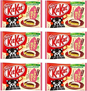 【期間限定】ネスレ キットカット ミニ いきなり団子味 11枚 × 6袋入