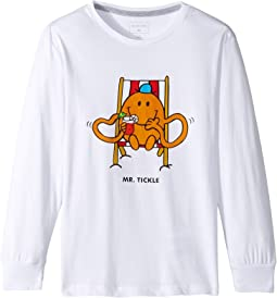 Quiksilver Kids - Mr. Tickle Long Sleeve Tee (Toddler/Little Kids)