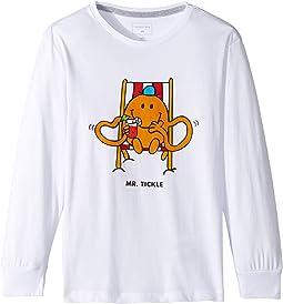 Mr. Tickle Long Sleeve Tee (Toddler/Little Kids)