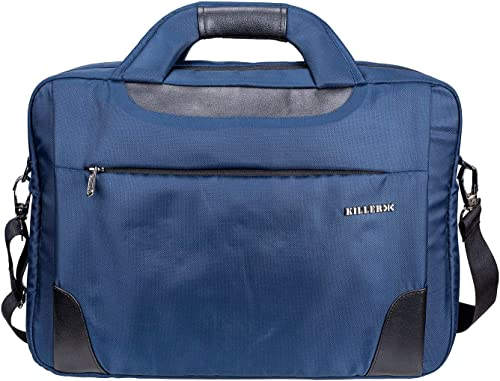 Killer Office Laptop Bag - Epilax Navy Laptop Messenger Bag