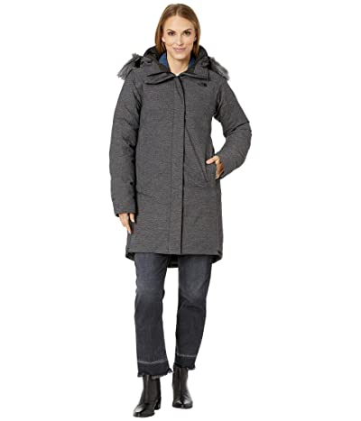 The North Face Defdown Parka GTX (TNF Dark Grey Heather) Women