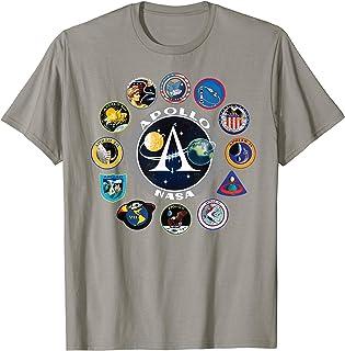 NASA Apollo Space T-Shirt
