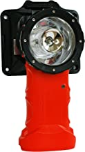 Bright Star Intrinsically Safe Responder – Rechargeable Right-Angle LED. Emergency Flashlight