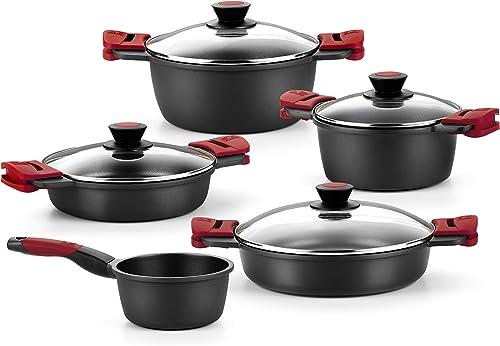 Mejor valorados en Baterías de cocina & Opiniones útiles de ...