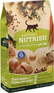 Rachael Ray Nutrish Super Premium Dry Cat Food