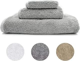 Winter Park Home Co. Royal Supima Collection - Grey Bath Towel (30