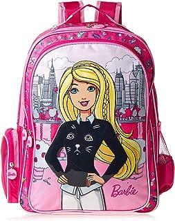 Mattel Barbie School Backpack for Girls - Pink