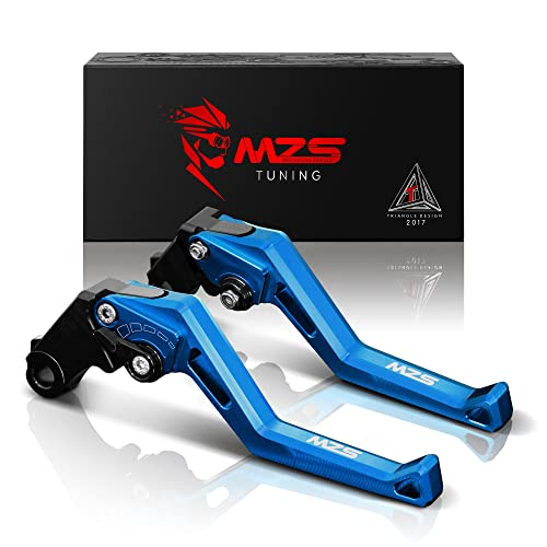 MZS Adjustment Brake Clutch Levers for BMW F800GS/Adventure 2008-2018,F800R 2009