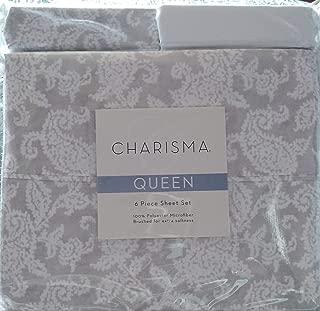 Sheet Set Charisma Queen Surat Paisley