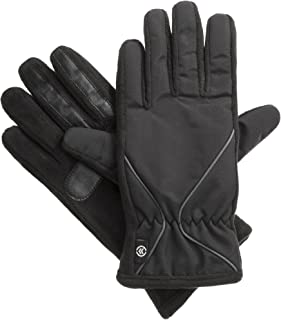 Isotoner Signature Tessa Nylon Thermaflex Core SmarTouch Tech Gloves