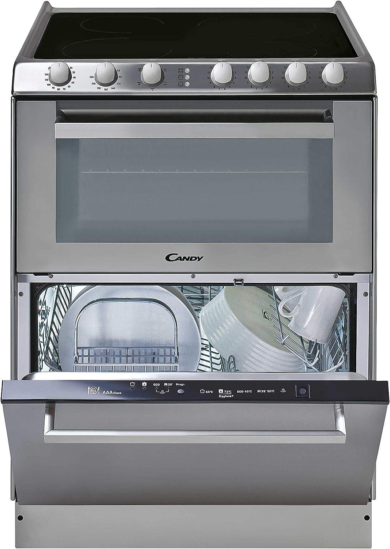 Candy TRIO 9503/1 X/U - Vitrocerámica, lavavajillas y horno ...