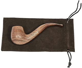 bubinga wood pipe