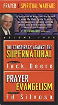 The Conspiracy Against the Supernatural & Prayer Evangelism VHS