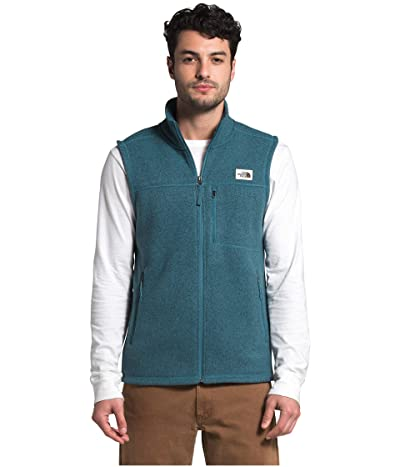 The North Face Gordon Lyons Vest (Mallard Blue Heather) Men