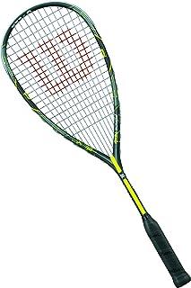 Wilson Squash Racket, Force Team, Unisex, Head Heavy, Grey/Silver, WRT911930
