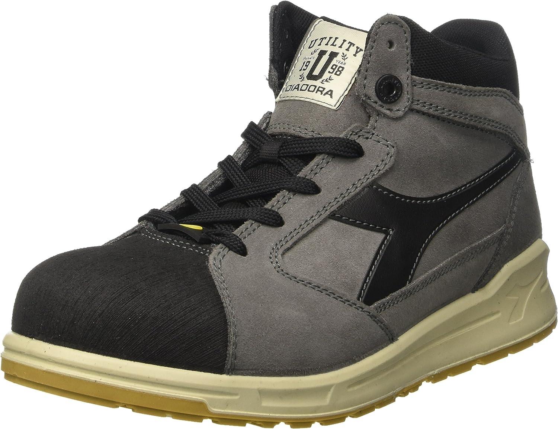 Diadora Unisex Adults' D-Jump Hi Pro S3 ESD Work shoes