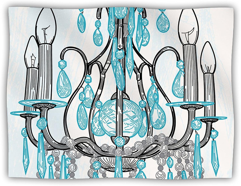 Kess InHouse Sam Posnick  Chandelier  Pet Blanket, 60 by 50Inch