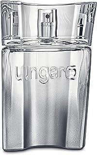 Emanuel Ungaro Silver For Men Eau De Toilette Spray, 90 ml