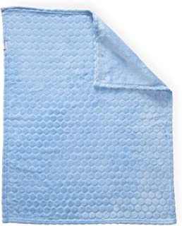Clair de Lune Marshmallow Baby Blanket (Blue)