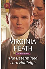 The Determined Lord Hadleigh: A Regency Historical Romance (The King's Elite Book 4) Kindle Edition