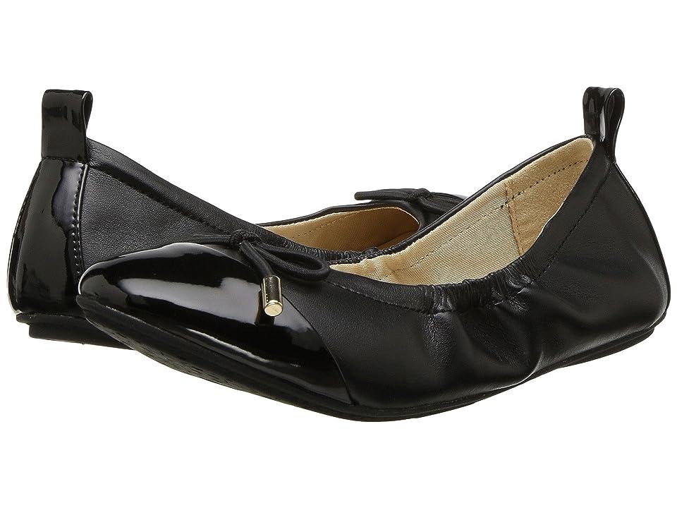 Yosi Samra Kids Miss Solange (Toddler/Little Kid/Big Kid) (Black/Black) Girls Shoes