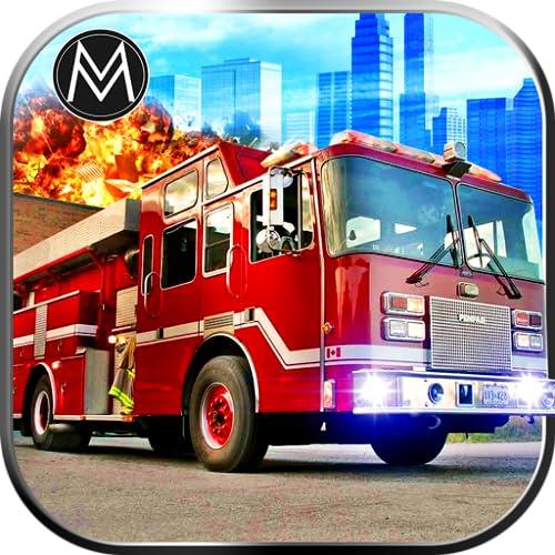 Mundo de Bombero : 2017 3D Free Simulator