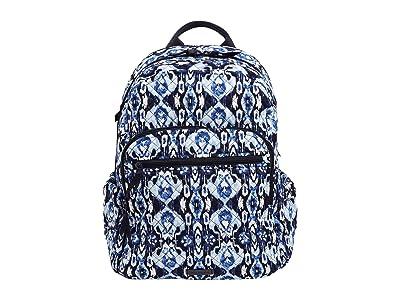 Vera Bradley Campus Backpack (Ikat Island) Backpack Bags